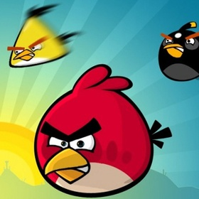 Crazy Angry Birds