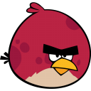Angry Bird Terrence Big Red